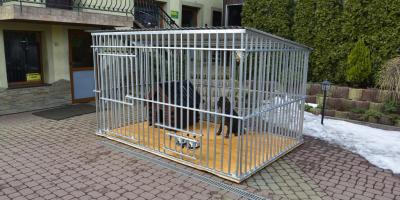 ,Voliera - koterec pre psa, najširšia ponuka, dovoz celá SR