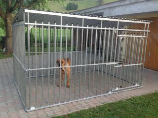 ,Predám nový nepoužitý pozinkovaný koterec voliéru pre psa