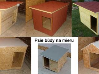,Psia búda / búda pre psa - LACNO vyrobím na mieru + doprava