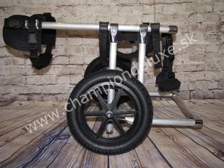 ,Invalidný vozík pre psa na mieru