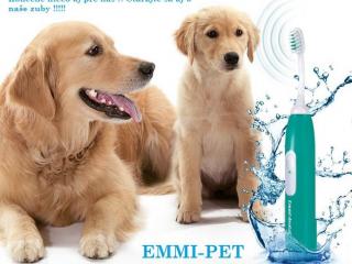 ,Ultrazvuková kefka pre zvieratá