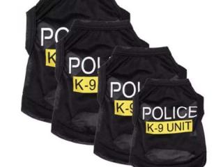 ,OBLEčKO PRE PSíKA-POLíCIA