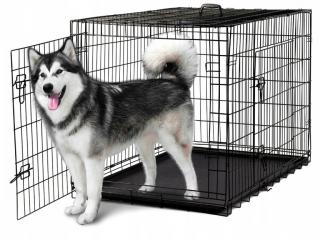 ,Klietka pre psa / Prepravka XL