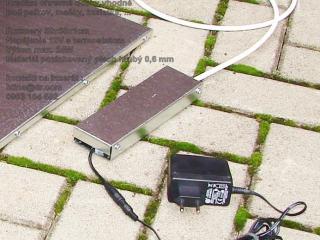 ,Vyhrevna podlozka pre psiky maciatka 50x50cm 12V s termostatom
