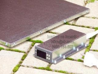 ,Vyhrevna podlozka pre, pes macka 50x50cm 230V s termostatom