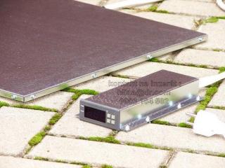 ,vyhrievacia podlozka vyhrevna doska pre psa 50cm 230V s termostatom